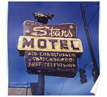 Stars Motel Poster