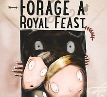 Forage a Royal Feast Cover by ebadams