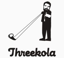 Threekola -- Nikola Mirotic TShirt Kids Clothes