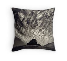 California is Burning II Throw Pillow