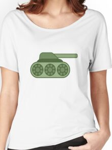 Tank Women's Relaxed Fit T-Shirt