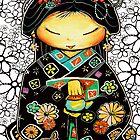 Asia Fun Calendar by Karin taylor by © Karin (Cassidy) Taylor