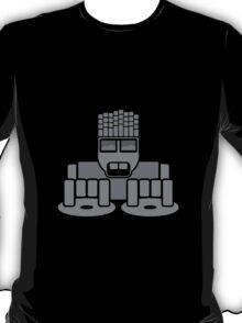 DJ Equalizer (Grey Print) T-Shirt