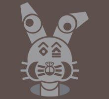 Robo Rabbit by rudeboyskunk