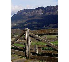 photoj Tas, Mt Roland Photographic Print