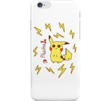 Pokemon Pikachu Chibi iPhone Case/Skin