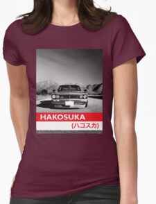 Hakosuka GTR  Womens Fitted T-Shirt