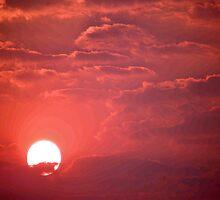 SUNRISE 17 AUGUST by Magaret Meintjes