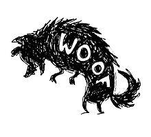 WOOF by megangregware