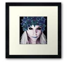 Woodland Elf Framed Print