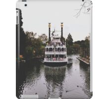 Mark Twain Riverboat  iPad Case/Skin