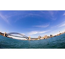 Sydney Harbour  Photographic Print
