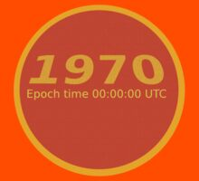1970 Epoch time by Mont42
