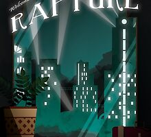 Bioshock -  Welcome To Rapture by ATate