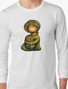 Madonna and Child TShirt Long Sleeve T-Shirt