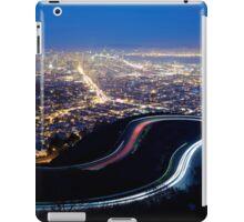 San Francisco Cityscape at Night iPad Case/Skin