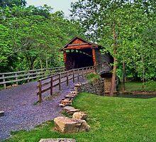 Humpback Bridge by James Brotherton