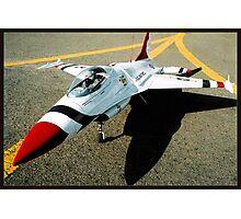 R/C Model series #1 - Raring to go! Photographic Print