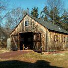 Farley Blacksmith Shop by Jane Neill-Hancock