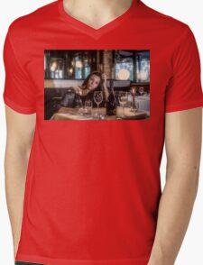 Spirito Mens V-Neck T-Shirt