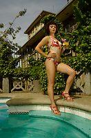 Bikini cocktail by Leila  Koren