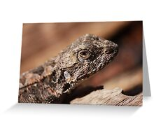 Mountain Dragon  Greeting Card