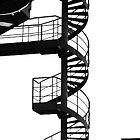 Fire Escape by Lea Valley Photographic