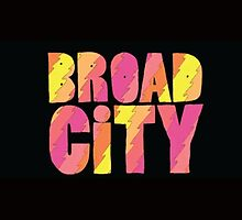 Broad City by djcc