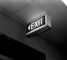 There Is No Exit by Bec Randall