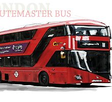 Routemaster London by Lightrace