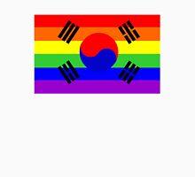 gay flag south korea Unisex T-Shirt
