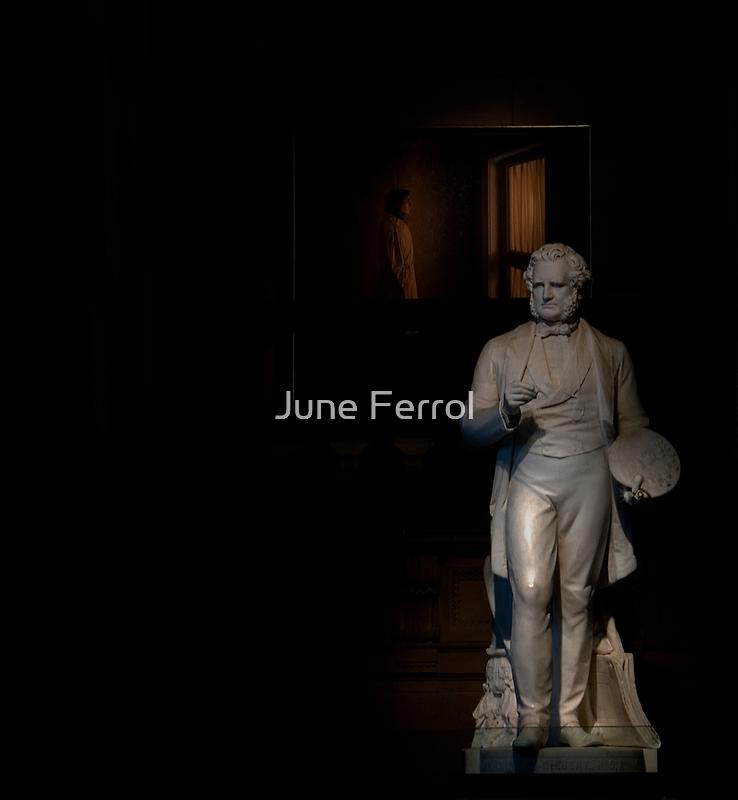LIGHT WITHIN by June Ferrol