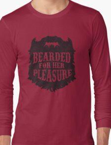 Beard Please Long Sleeve T-Shirt