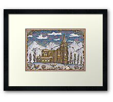 Church, September Framed Print