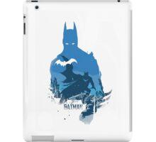 Batman Blue iPad Case/Skin