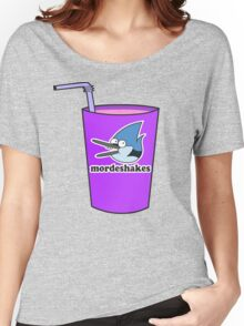 who's ready for mordeshakes? Women's Relaxed Fit T-Shirt