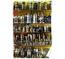 Beer Steins Poster