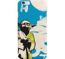 Yoda Blue iPhone Case/Skin