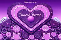 Valentine Sweetheart by Arie Koene