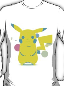 Pokemon - Blue Pikachu T-Shirt