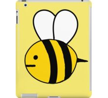 The bee iPad Case/Skin