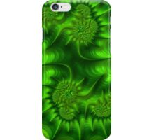 Gemini in Green iPhone Case/Skin