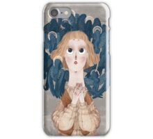 Joan of Arc - voices iPhone Case/Skin