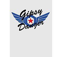Gipsy Danger Photographic Print