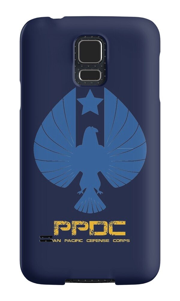 """Pan Pacific Defense Corps"" Samsung Galaxy Cases & Skins ..."