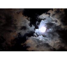 Lunar Lights Photographic Print