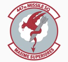 447th Missile Squadron  by VeteranGraphics