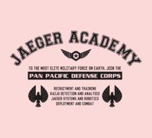 Jaeger Academy One Piece - Long Sleeve