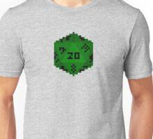 Pixel D20 Unisex T-Shirt