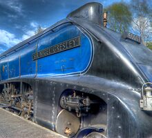 The Sir Nigel Gresley by WhartonWizard